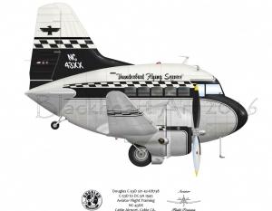 DC-3 NC43XX