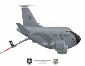 KC135R 58001