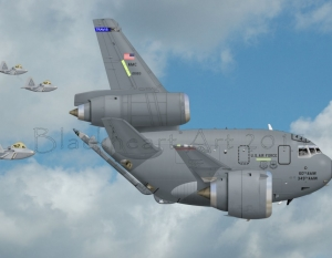 KC-10 and Little Friends.