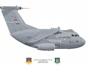 Lockheed C-141C