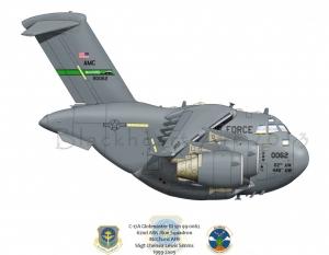C-17 McChord AFB