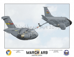 March AFB KC-135/C17