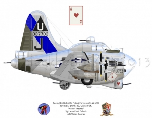 Ace of Hearts B-17G