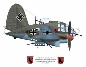 Heinkel He-111H