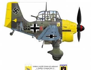 Junkers Ju-87B-1