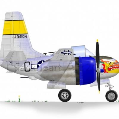 A-26 Silver Dragon